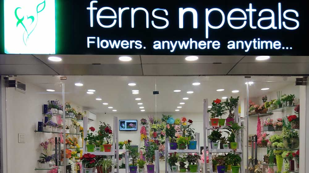 Floral Chain Ferns N Petals Unveils its First Outlet in Bhopal