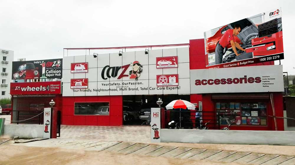 CarZ launches FOFO center in Hyderabad