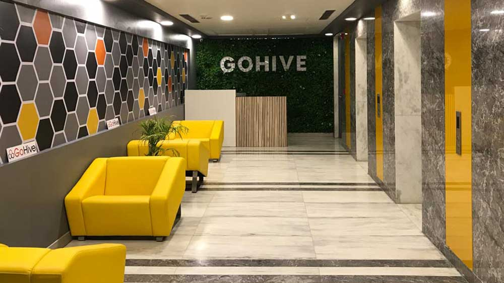 GoHive introduces its 5th co-working space in Gurugram