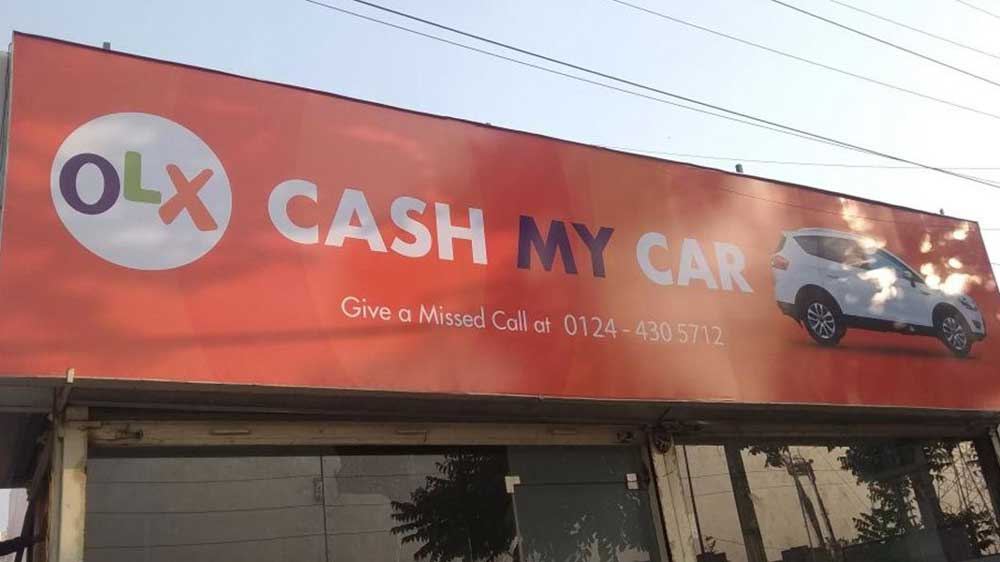 OLX 'Cash My Car' Introduces Its 50th Store