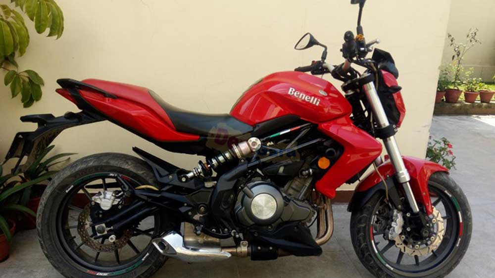 Benelli introduces new showroom in Taleigaon, Goa