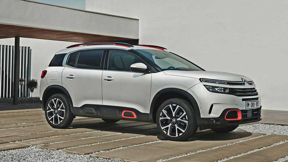 Groupe PSA introduces Citroen brand in India