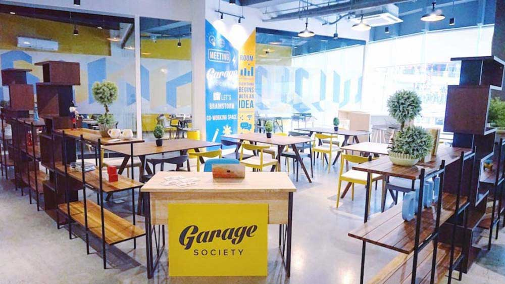 Garage Society plans to open three more co-working centers