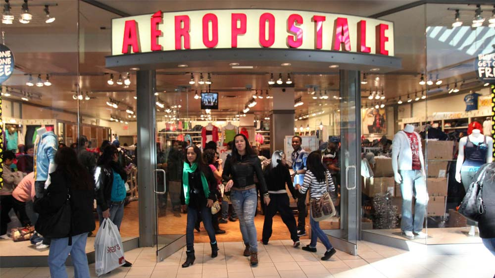 Aeropostale expanding in Asia with new licensing agreements In India and Indonesia