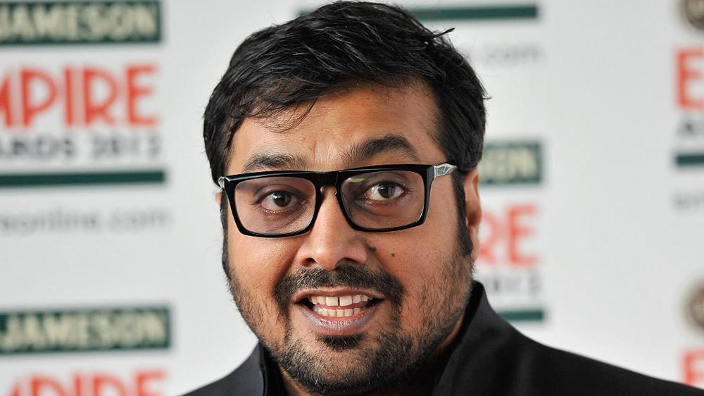 Netflix Partners with Anurag Kashyap