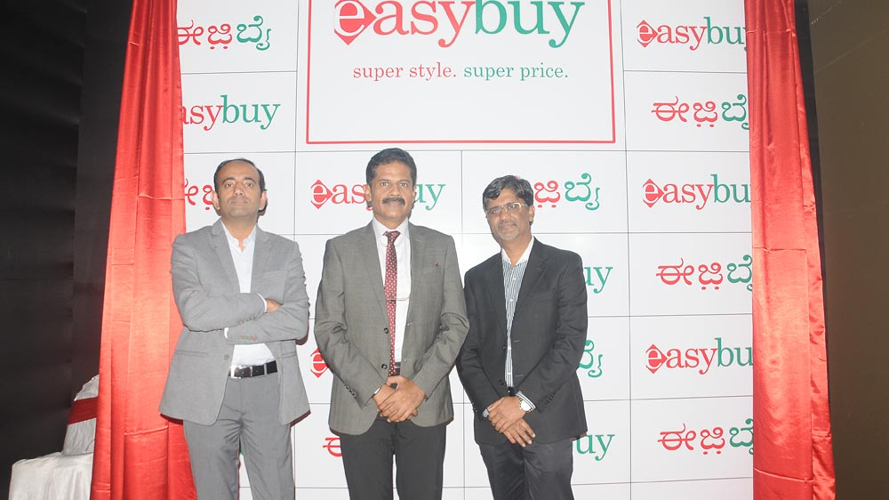 Easybuy apparel retailer to open 50 stores by 2018