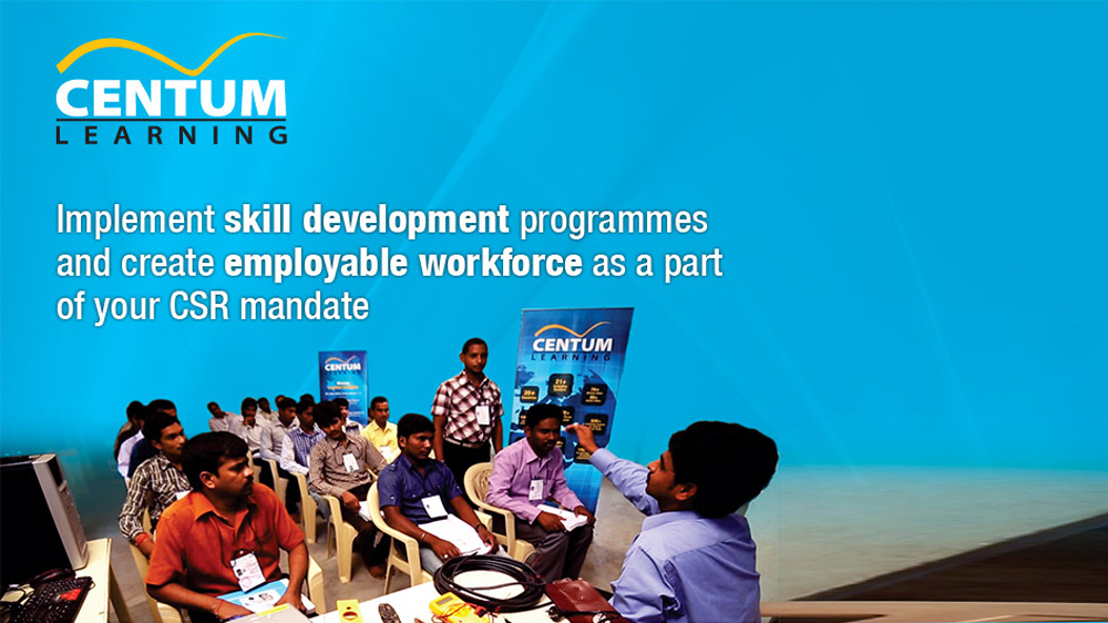 Centum Learning partners with UKSDM to build skillful youth force