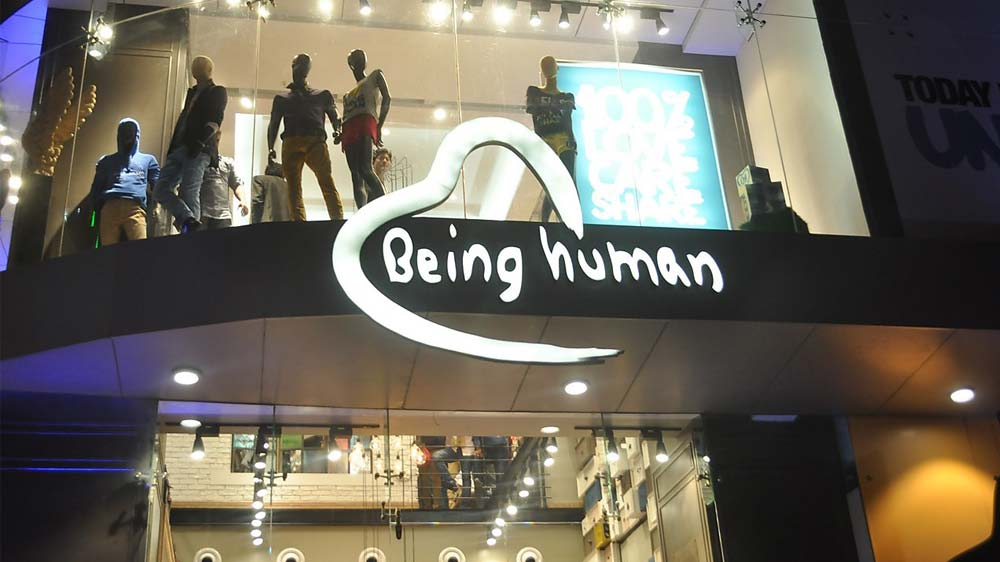 Being Human targets 60% increase in turnover