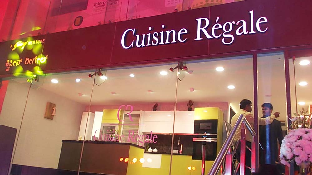 Godrej to roll out 20 Cuisine Regale franchise outlets in 12 months