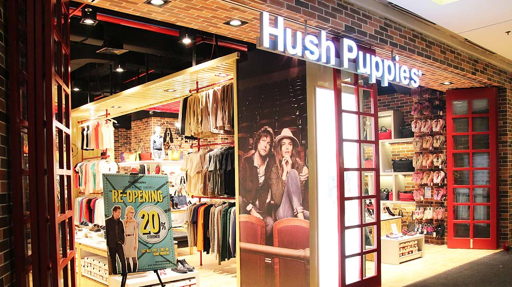 Hush Puppies launches global concept store in Mumbai