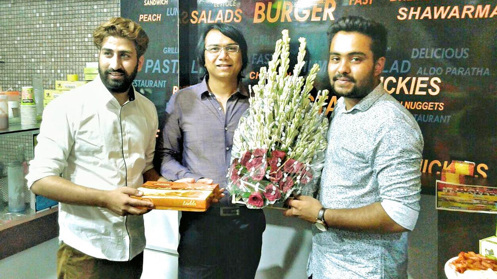 Delhi all set to 'Rollacosta' with the new QSR