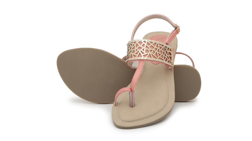 Get ready this summer with a comfortable & stylish footwear range from La Briza