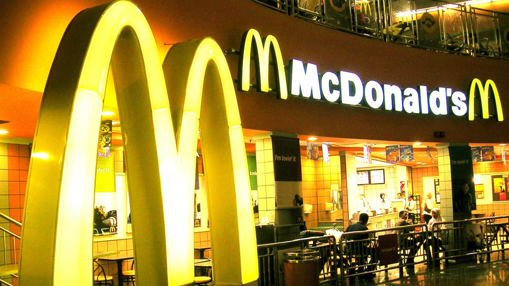 16 day old stale oil used in three McDonald's outlets in Jaipur