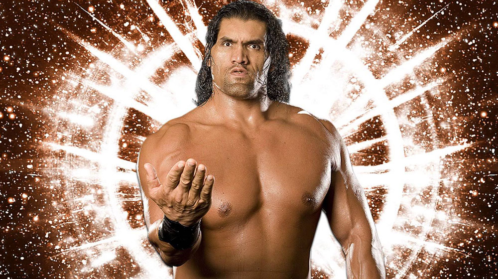 The Great Khali launches his own brand in the Franchise India 2016