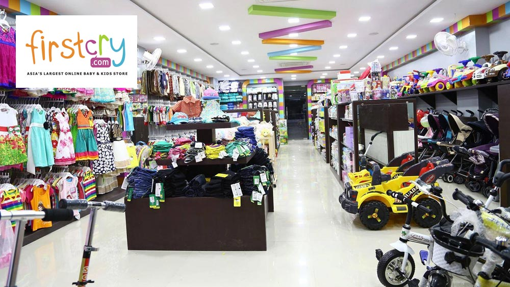 Know, how FirstCry.com is ruling the kids market