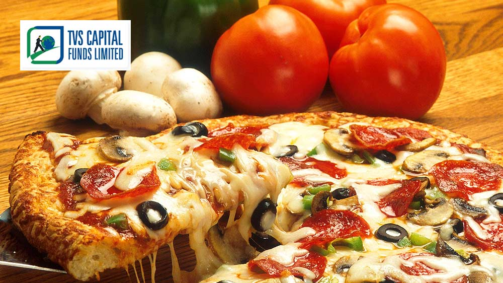Om Pizza receives fund from TVS Capital
