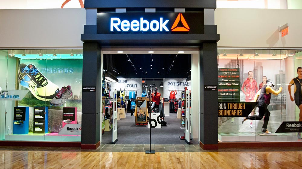 Reebok opens doors of its 146th Fit Hub store