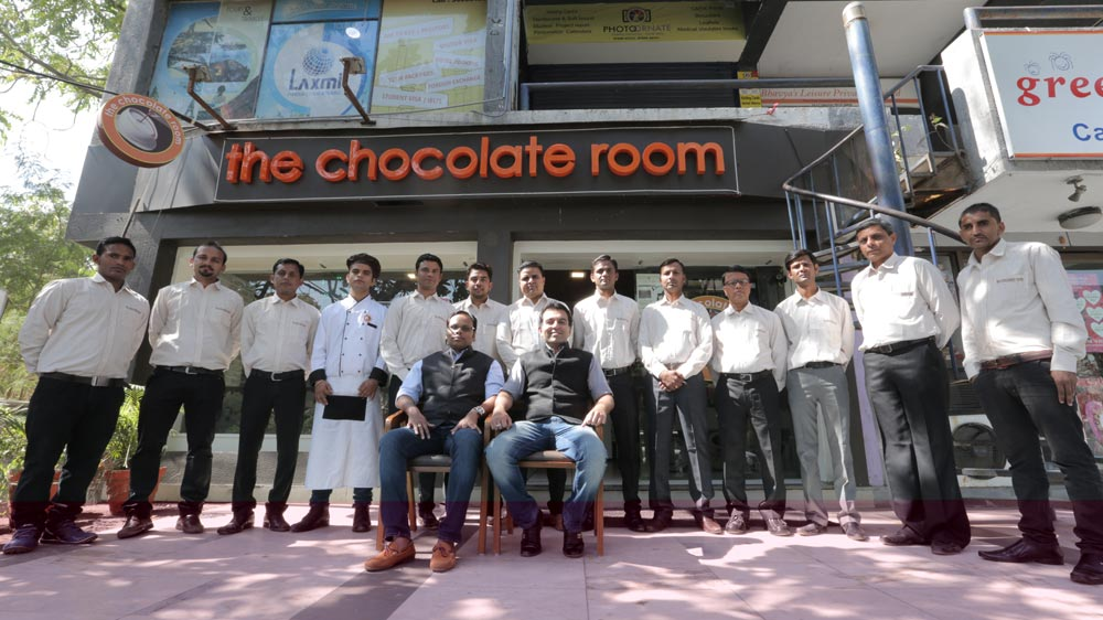 Chocolate Biz offering fat profits