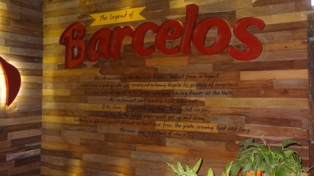 Barcelos to open 20 more outlets in India by the end of 2019