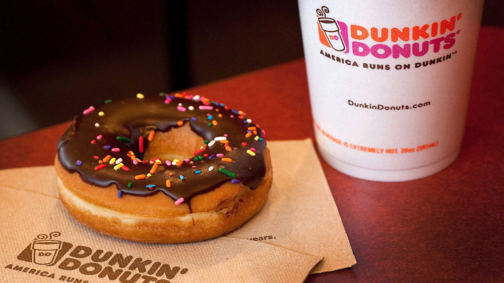 Dunkin' Donuts to phase out foam cups by 2020