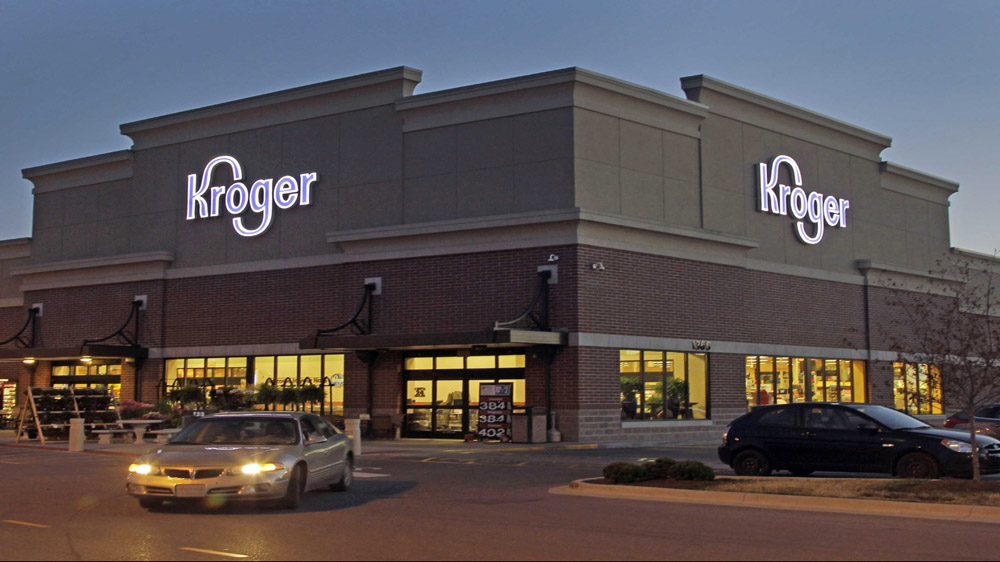 U.S grocer Kroger to use Ocado's home delivery technology