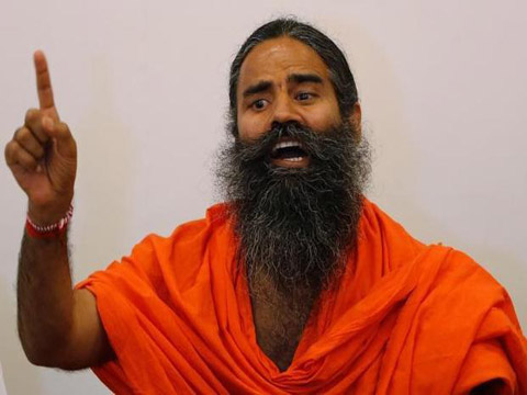 Yogi Adityanath Calls out Baba Ramdev to solve food park issue in Noida