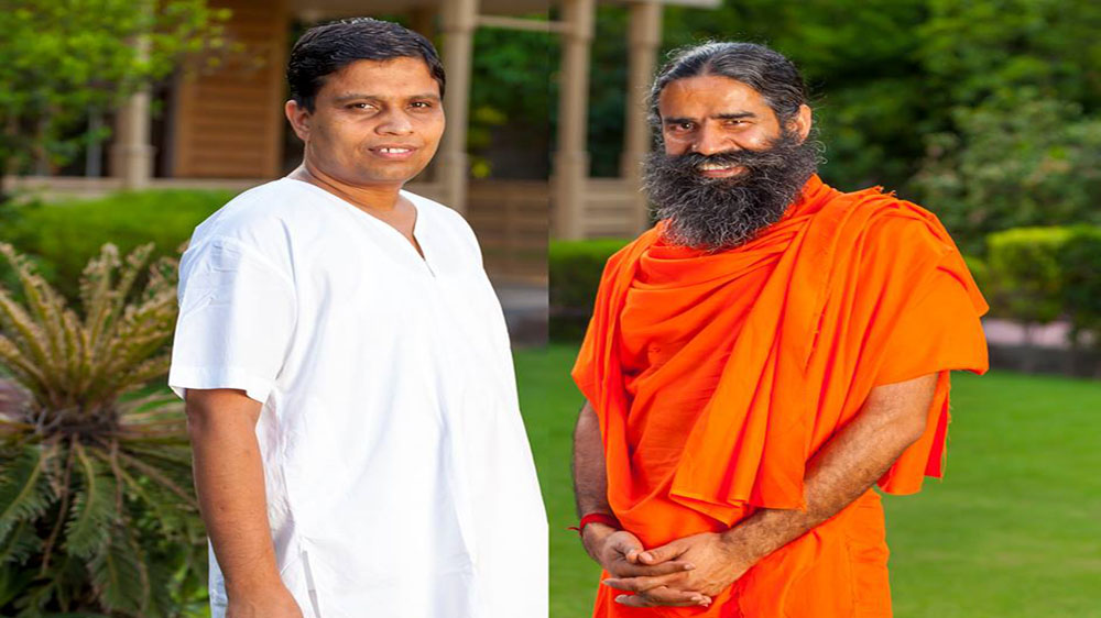 Patanjali still in race to acquire Ruchi Soya: Acharya Balkrishna