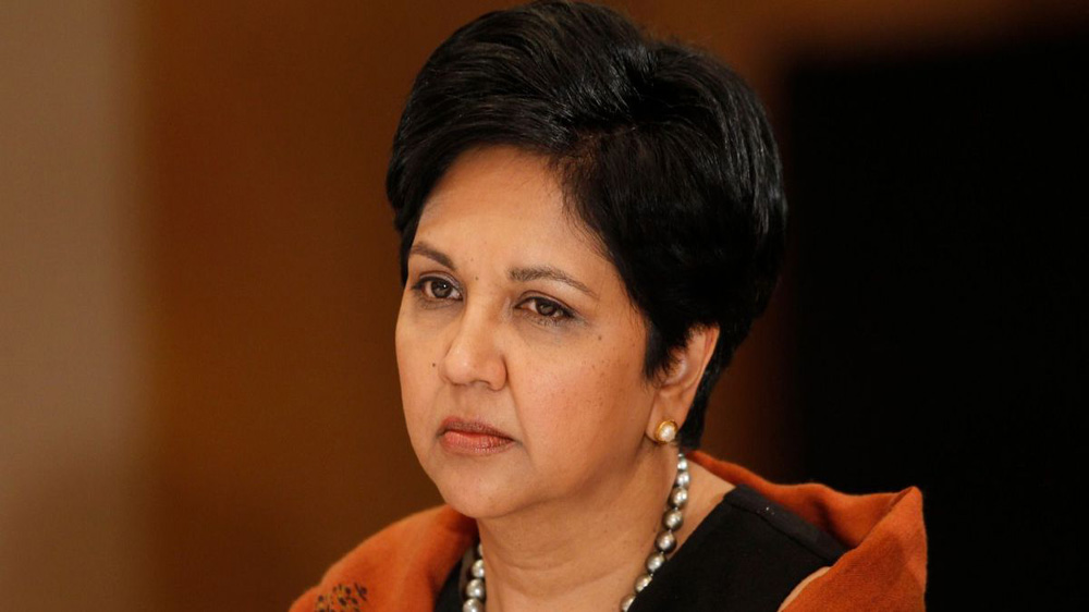 Indra Nooyi of Pepsico to step down after 12 years as CEO