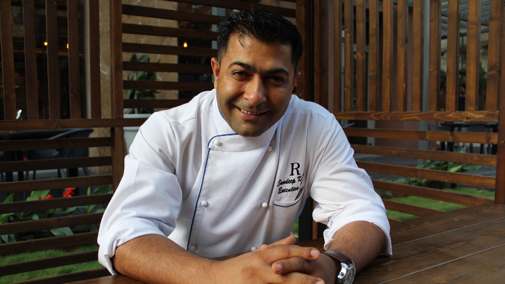 Renaissance Bengaluru Race Course Hotel appoints Sandeep Kumar as Executive Chef