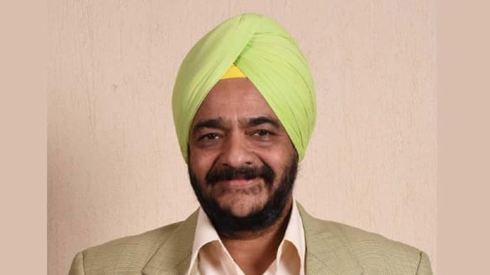 गुरबक्षीश सिंह कोहली को हरवी के राष्ट्रपति के रूप में चुना