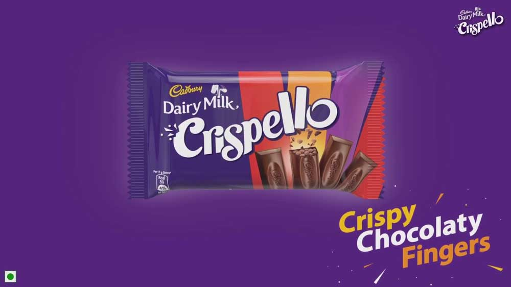 Mondelez India brings Cadbury Dairy Milk Crispello in finger-bar segment