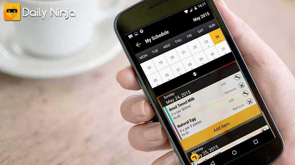 Delivery startup DailyNinja buys Hyderabad-based WakeupBasket