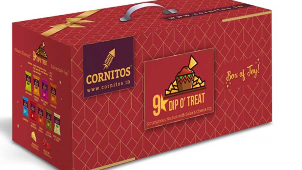Cornitos launches 'box of joy' for this festive season