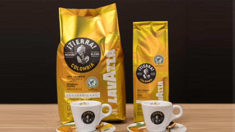 Lavazza introduces iTierra! Colombia in India