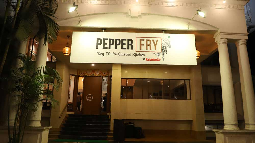 Kamats Group launches Pepper Fry by Kamats in Thane, Mumbai