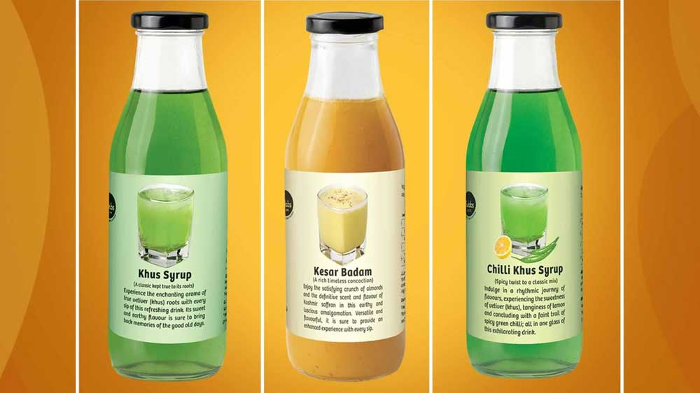 Gulabs Launches Three New Sharbat Flavours