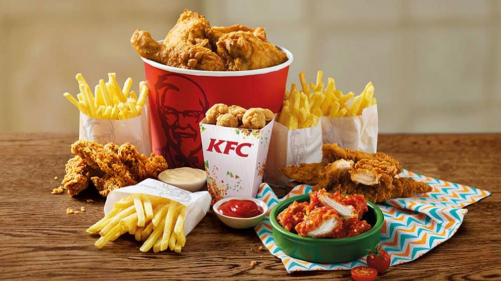 Yum! China to Open KFC Outlet at Gas Stations