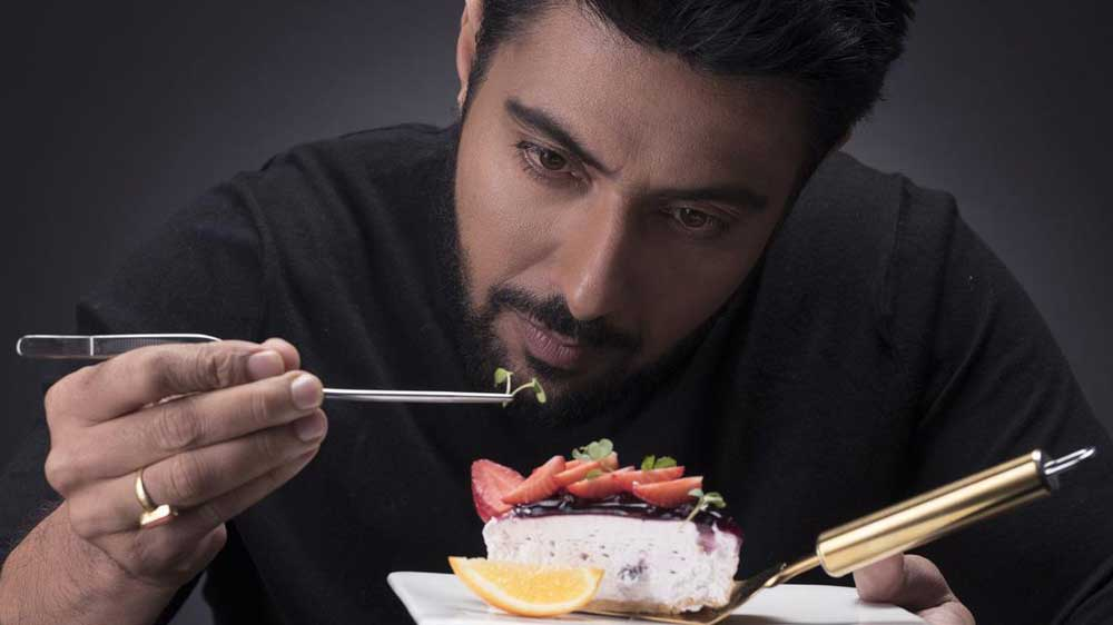 Chef Ranveer Brar associates with Hungama to introduce eponymous food application