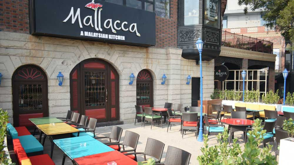 Mallacca brings the Malaysian Kitchen in Delhi NCR