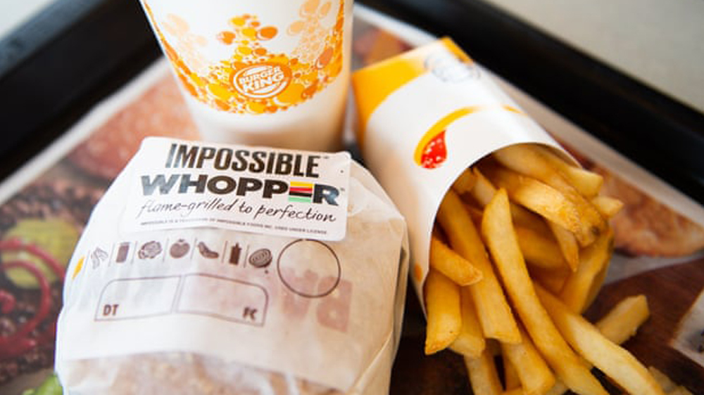 Burger King Tests 'Impossible Burger' in the US, Goes Vegan for the First Time