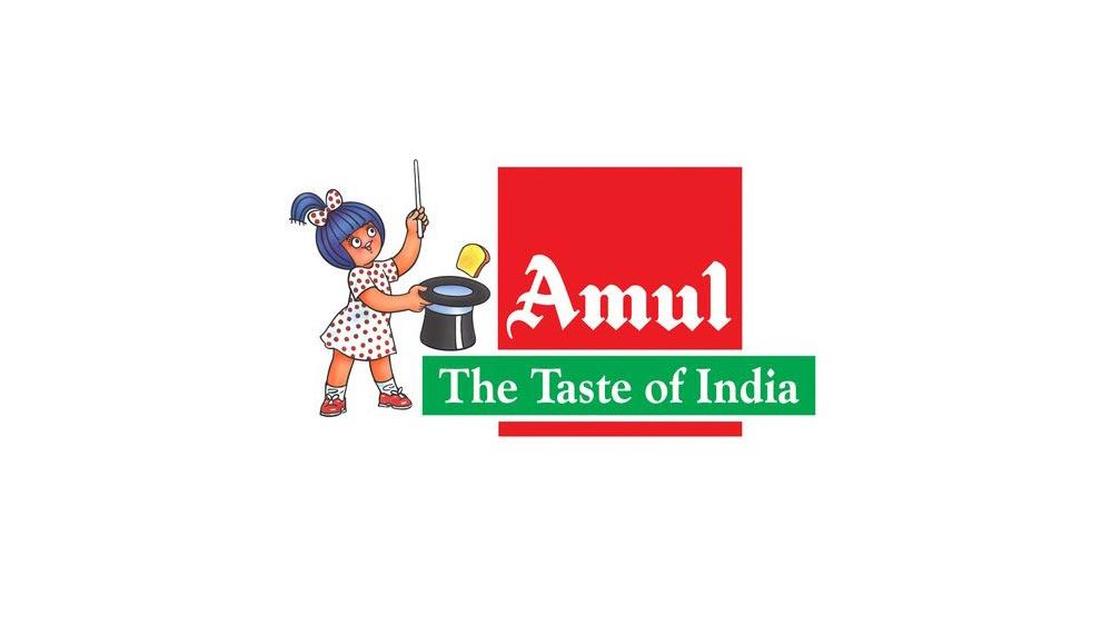 Amul gains accolade