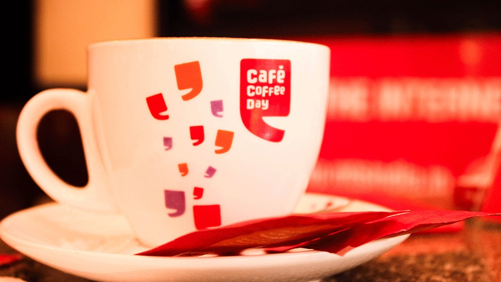 Income tax raided cafe coffee day office in Karnataka