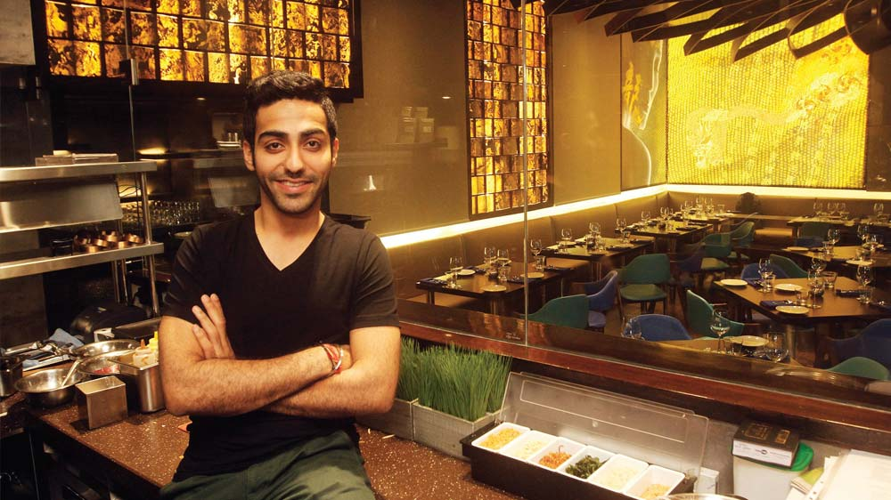 Chef Gurmehar Sethi opens his first restaurant in India