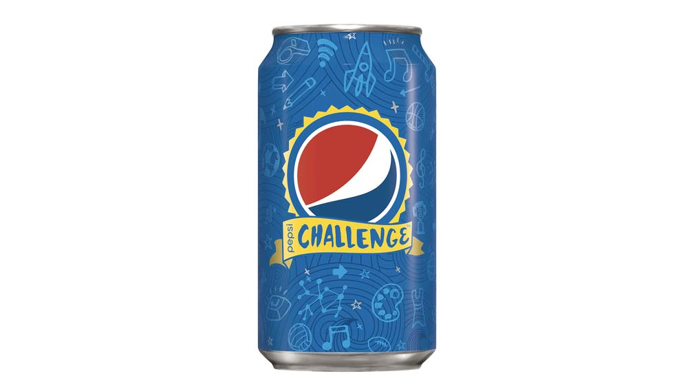 Consumers take #PepsiChallenge to redesign Pepsi Can