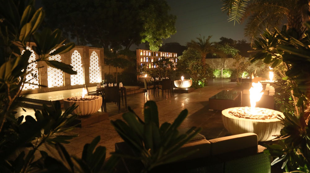 ​Courtyard by Marriott, Agra, launches Anise, an Indian fine dine restaurant