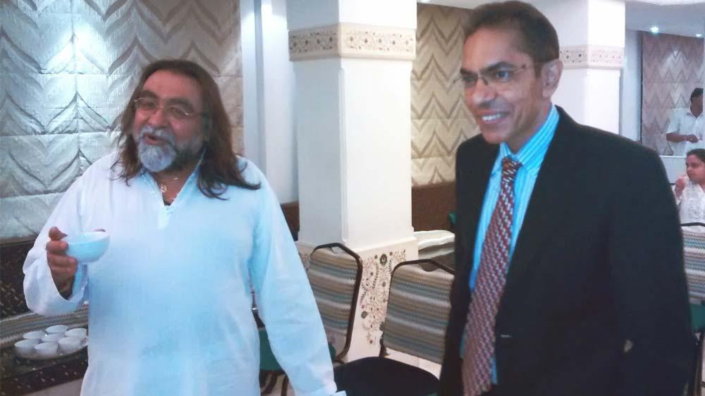 D\'lecta observed International Tea Day in Mumbai