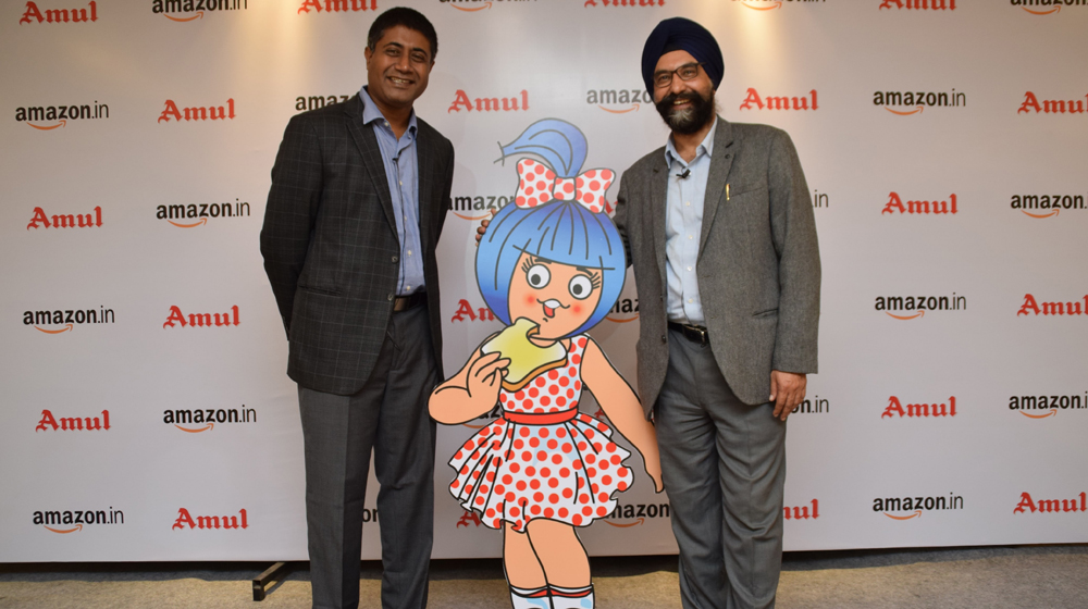 ​Amul - 'The Taste of India' now available in the US through Amazon's Global Selling Program