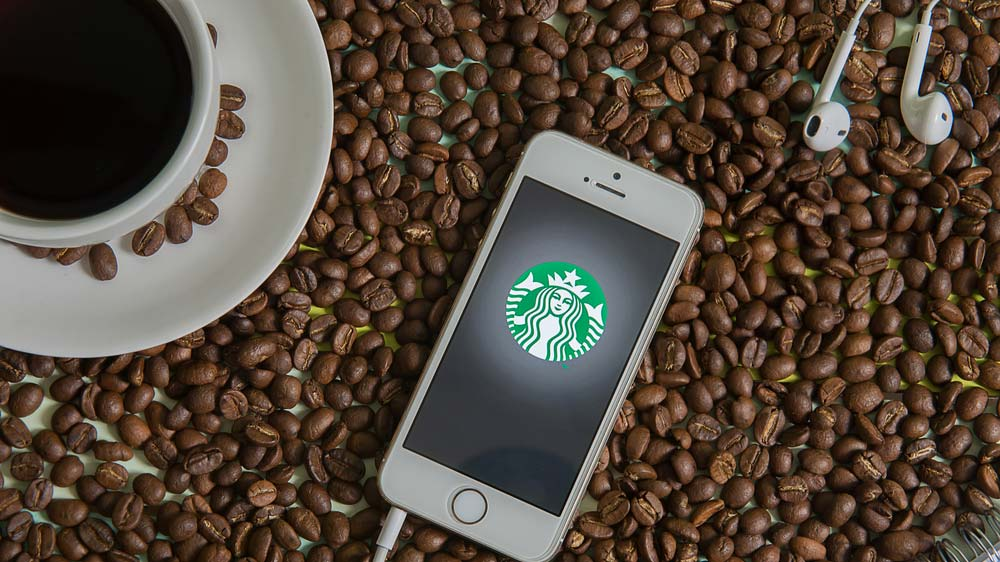 In UK, Starbucks Launches Mobile Order & Pay