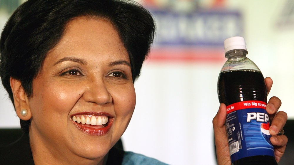 PepsiCo is marching on a mission to focus on nutrition: Indra Nooyi