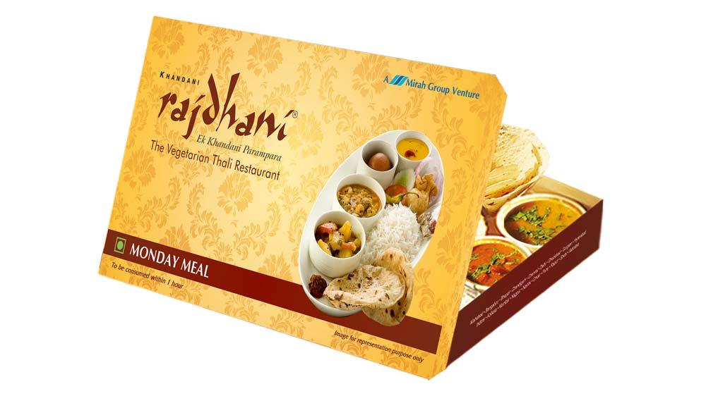 Kathiyawadi Food Festival at Khandani Rajdhani